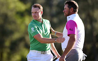 Westwood hails 'phenomenal' Willett