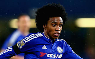 Motivation levels hit by cup exits - Willian