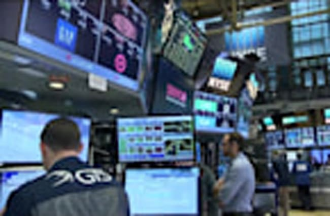 Wall St ends higher as Trump becomes president