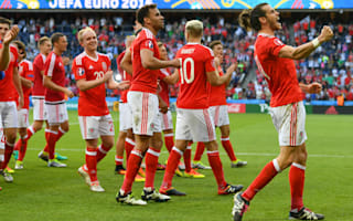 Wales defend celebrations after England's Euro 2016 elimination