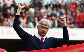 Wenger vows to spend 'big money' on 'right candidates'