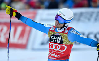Jansrud edges out compatriot Kilde