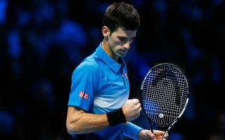 Brilliant Djokovic claims record ATP World Tour Finals win