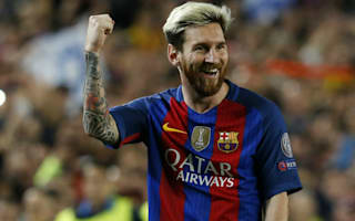 Prandelli awed by Messi but 'dreaming big' against Barcelona