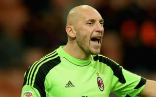Milan always believed in turning season around - Abbiati