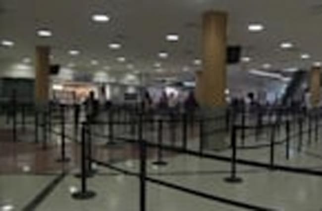 Holiday Travelers Get Break at US Airports