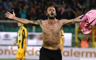 Serie A survival a 'miracle' - Gilardino