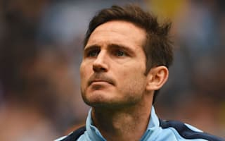 Lampard out three to four weeks with calf strain