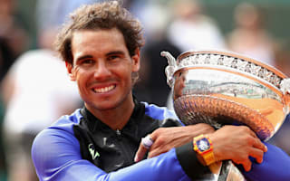Ramos congratulates Madrid fan Nadal after French Open win