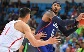 Rio 2016: Team USA can be 'scary' - Anthony