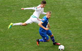 Iceland's Gudmundsson: We will go for the win against Austria