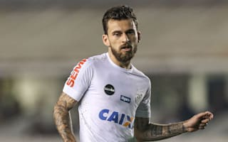 Santos staying positive as Lucas Lima to Barcelona rumours swirl