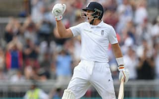 England in command after Root epic