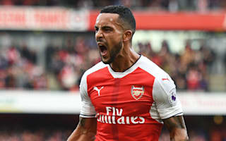In-form Walcott playing with more freedom - Wenger