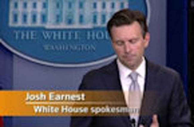 "White House calls cyber attacks ""malicious"""