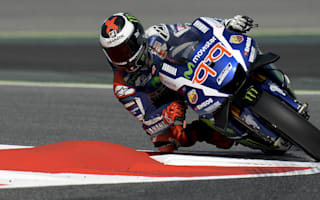 Lorenzo feared the worst after Iannone collision