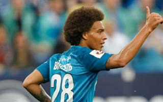 Juventus working on Witsel, Bentancur deals
