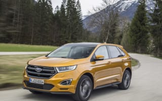 First Drive: Ford Edge