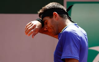 He was in agony - Del Potro saddened by Almagro injury
