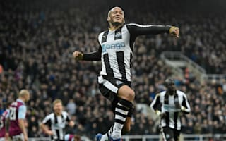 Newcastle United 2 Aston Villa 0: Magpies regain top spot