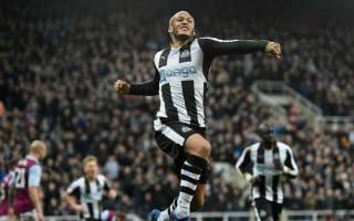 Newcastle United 2 Aston Villa 0: Magpies regain top spot