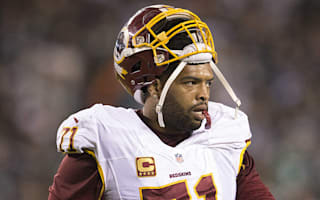 Redskins Pro Bowl tackle Williams suspended four games by NFL