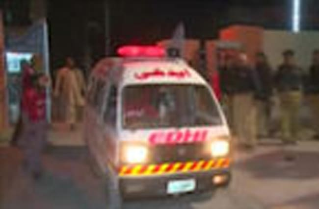 Dozens killed in Pakistan attack