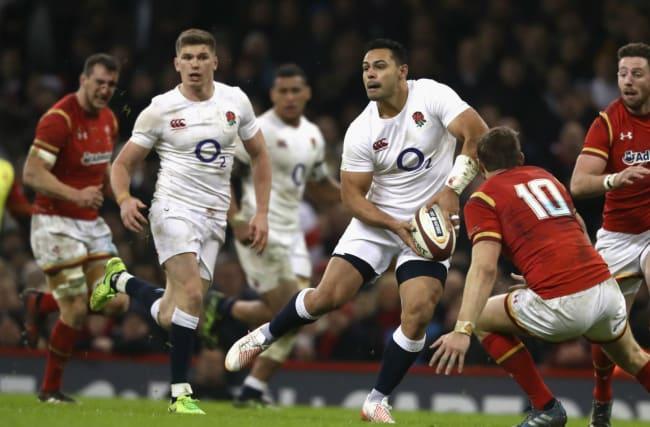 Te'o handed first England start, bench role for Vunipola