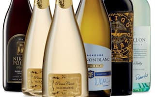 Four award-winning wines - for under a fiver each