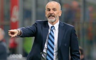 Pioli not fearing Inter sack after Sampdoria collapse