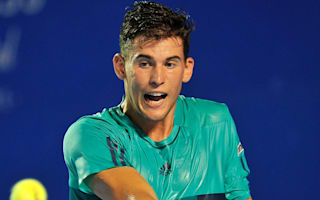 Thiem, Tomic through to semi-finals in Mexico