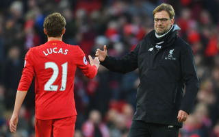 Klopp has started something special at Liverpool, says Lucas