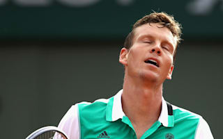 Berdych beaten in Stuttgart, Zverev and Cilic on course for Dutch final