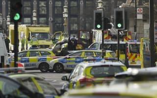 Student thrown over bonnet of killer's car in Westminster attack