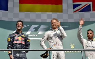 Ricciardo hopeful as Hamilton and Rosberg resume battle in Singapore