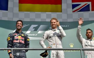 Ricciardo hopeful as Hamilton and Rosberg resume battle in Singapore