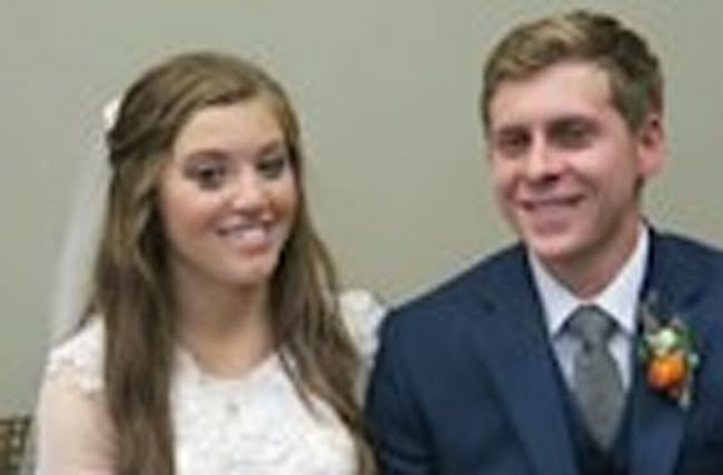 Joy-Anna Duggar Marries Austin Forsyth