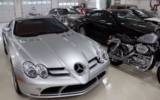 Is this the biggest supercar collection in the USA?