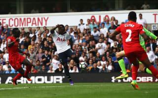 Tottenham 1 Liverpool 1: Rose denies Klopp's men victory