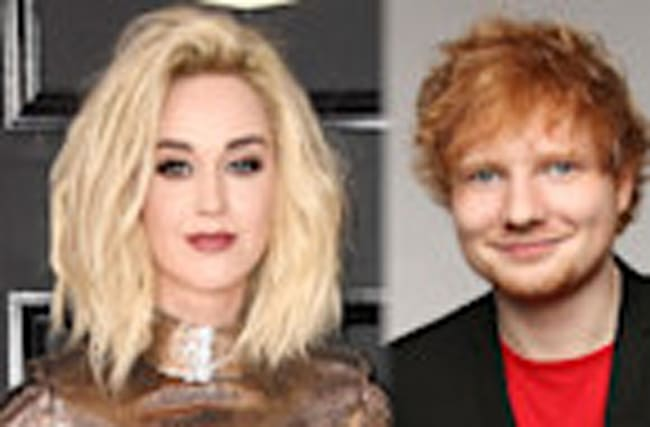Ed Sheeran Crashes Katy Perry's Radio Interview -- And It's Just as Amazing it Sounds!
