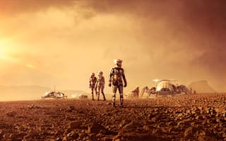 Get episode one of MARS for free in the TalkTalk TV Store