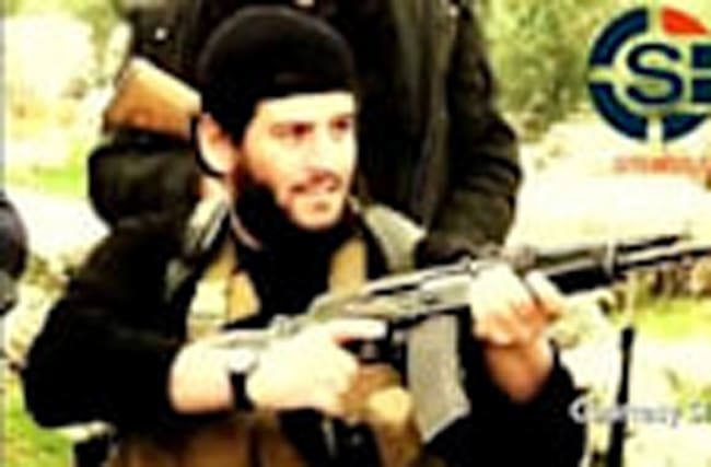 Islamic State leader killed in Syria