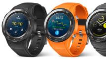El Huawei Watch 2 sorprende con su estética deportiva