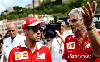 Ferrari boss admits strategy error