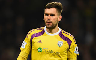 Foster closes in on West Brom return