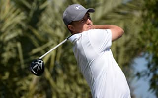 Spieth joint-sixth as weather halts action in Singapore