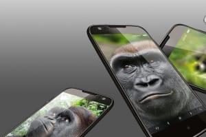 Gorilla Glass 5 aguantará caídas de hasta 1,6 metros