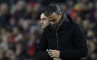 Luis Enrique wants Athletic win to spark Barca surge