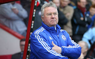 Chelsea boss Hiddink eager to get one over on Tottenham