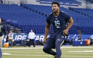 Myles Garrett stuns NFL Scouting Combine with incredible leaps and blistering sprint times